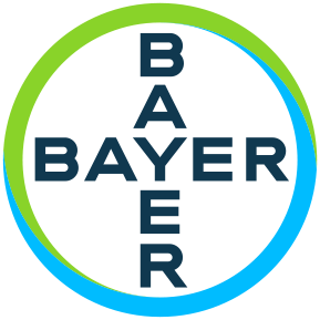 Logo Cruz Bayer Azul